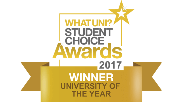 WhatUni University of the Year 2017