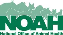 NOAH logo\Piglets at Harper Adams
