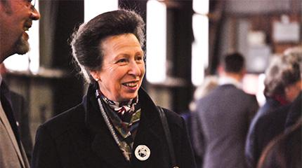 HRH The Princess Royal to be first Chancellor of Harper Adams University