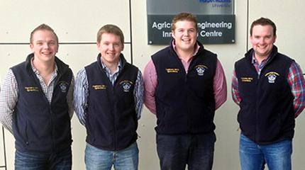 Young engineers lead the way to international showcase