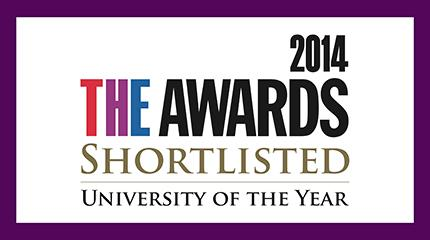 Harper Adams shortlisted for University of the Year title