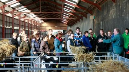 Farms required to help students learn about real-life businesses