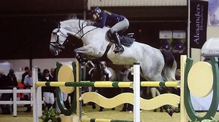 Harper Adams student selected for team GB at European showjumping competition