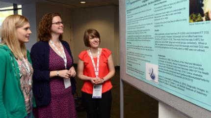 Graduate veterinary nurse wins research prize