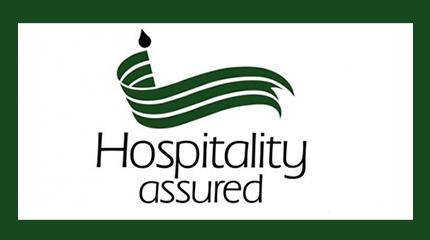 Harper Adams achieves Hospitality Assured accreditation