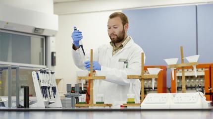Harper Adams receives share of STEM funding