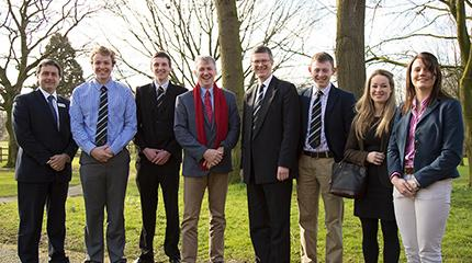 Shadow Minister for farming and food visits campus