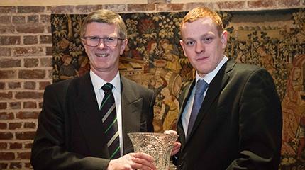 President presents Harper Ireland awards