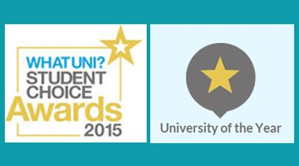 Harper Adams in the running for seven Student Choice Awards