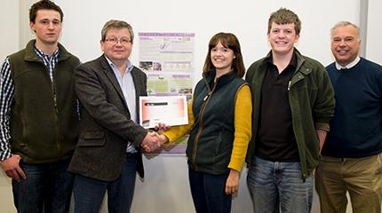 Creativity and conservation net £150 prize for REALM student