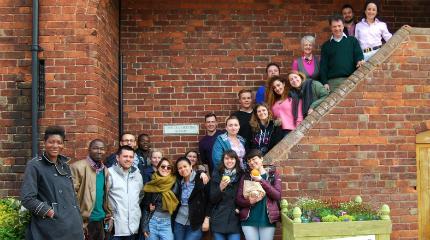 Shropshire tour for international students