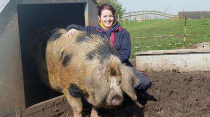 Work experience proves invaluable for biovet student