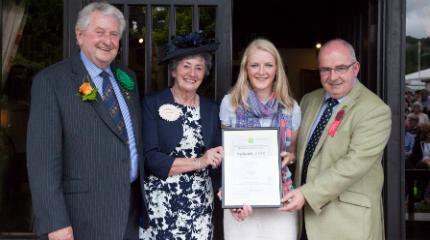 Student wins prestigious scholarship