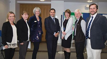Staff unite to promote and celebrate learning and teaching excellence