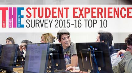 Harper Adams makes impressive debut in student experience survey