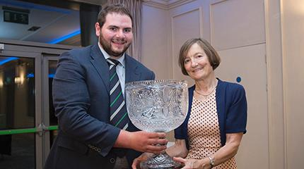 Truesdale prize 2016 awarded to Adam Montgomery