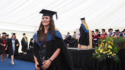 Graduation 2016 - stories of success