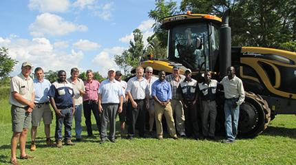 Zambia farming project features in UUK international innovation report
