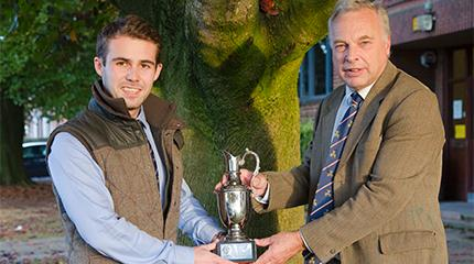 Ryan wins Buccleuch REALM Cup