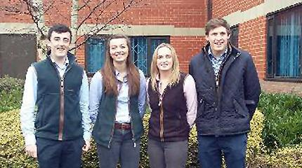 Team Harper Adams going for gold in first virtual Cereals Challenge