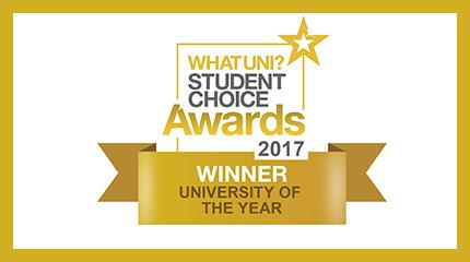 Harper Adams University named University of the Year for a second year running