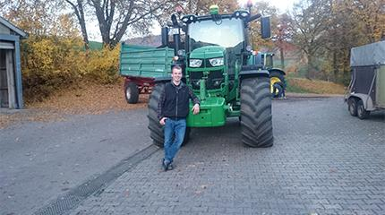 My placement year with John Deere in Germany