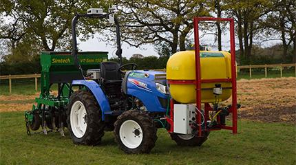 Drilling completed autonomously at Hands Free Hectare
