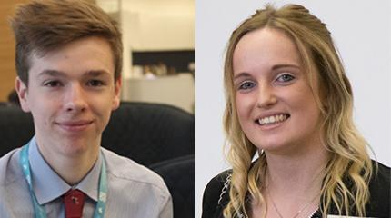 Harper secures two out of three Farmers Weekly student award finalists