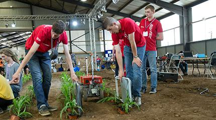 Field Robot Event comes to UK for the first time