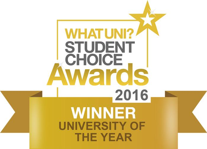 University of the year 2016