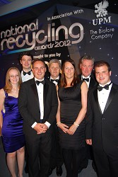 The Harper Adams team at the NRAs
