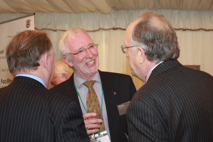 Peter Redman, Douglas Bomford Trust