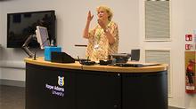 Professor Edith Lammerts van Bueren