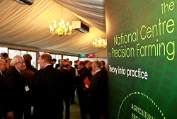 The launch at the House of Commons