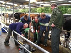 Some of the training FarmSkills provides