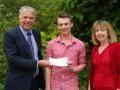 Student scoops Acorus Prize