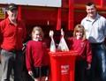 Schools' food waste recycled at Harper Adams