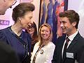 University supporters thanked by Chancellor, HRH The Princess Royal