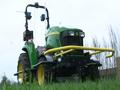 Robotic tractor demonstration (USER-PA Project)