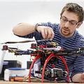 Harper Adams University staff talk about the future of drones on farms