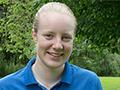 Harper Adams University student looks at lapwing nest success