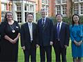 China's Minister Counsellor for Science & Technology visits Harper Adams University