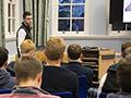 CLAAS scholar shares experiences of placement year in Germany