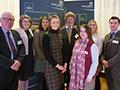 Scholarships worth more than £413,000 formally presented to students