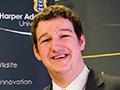 Harper Ireland chairman earns scholarship