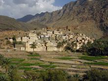 Oman village