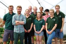 The Fresh Produce Research Team 2015
