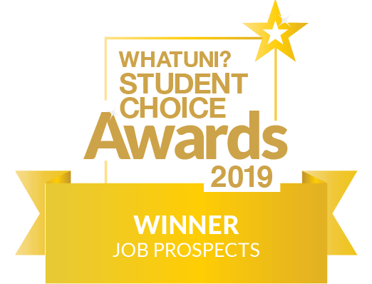 WhatUni Student Choice Award - Job Prospects 2019