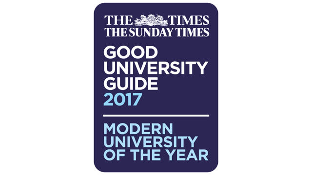 Good University Guide 2017 - Modern University of the Year
