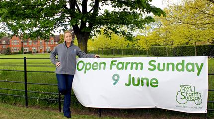Harper Adams hosts first Open Farm Sunday